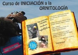 curso inciacion ornitologia